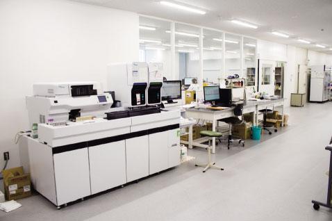 中央検査室