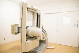 胃部X線撮影室